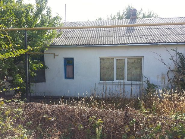 Дом  в с.Отрадокаменка,возможен обмен на квартиру  Казацкое,Н.Каховка.