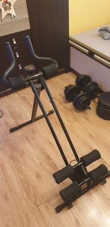 AB TRAINER ławka urządzenie do ćwiczeń brzucha