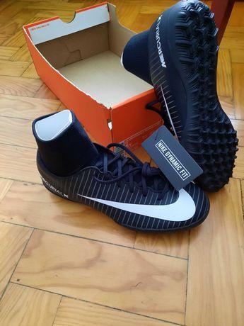 Nike Mercurialx  n' 37.5 novas
