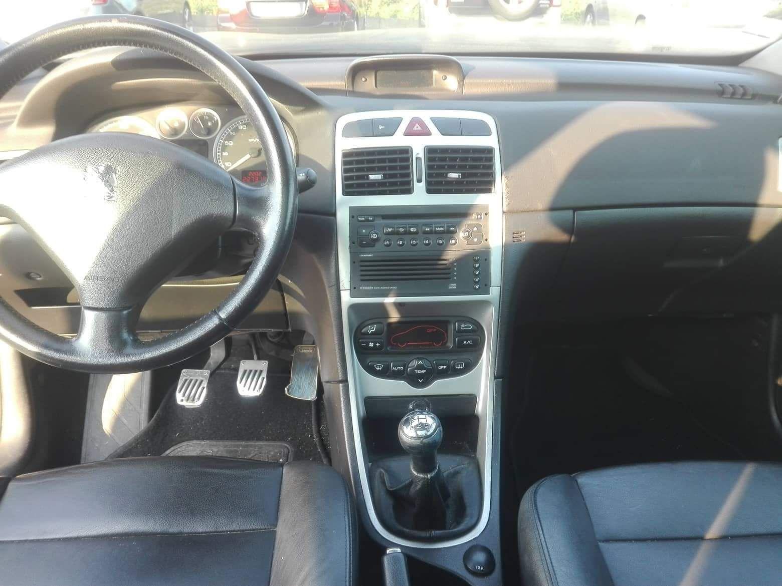 Carrinha Peugeot