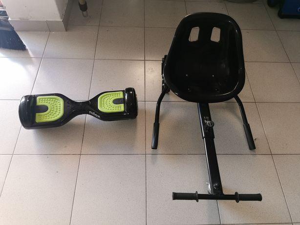 Hoverboard+Hoverkart