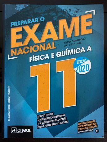 Preparar Exame Nacional Física e Química A