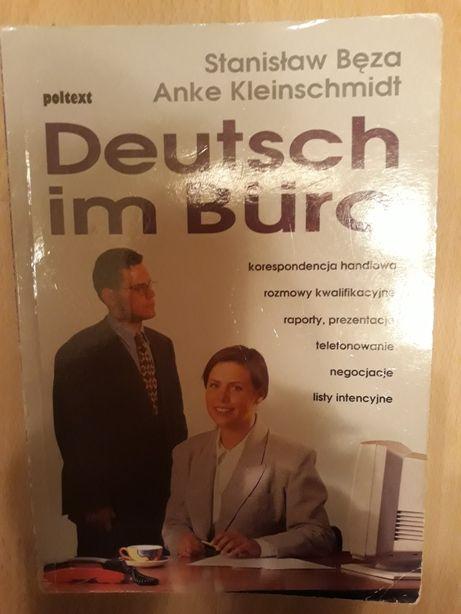 """Książka """"Niemiecki w firmie"""""""