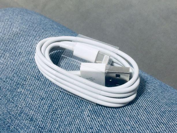 Кабель iPhone Lightning 1 метр USB для зарядки Новый