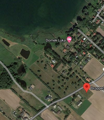 Sprzedam działkę nad jeziorem Głuszyńskim