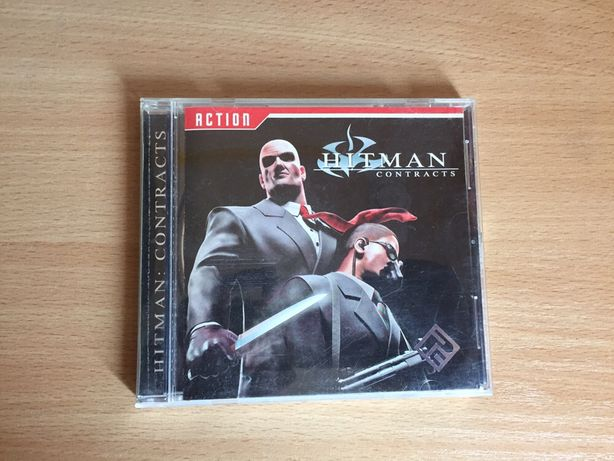 Игра для ПК: Hitman contracts. PC-DVD
