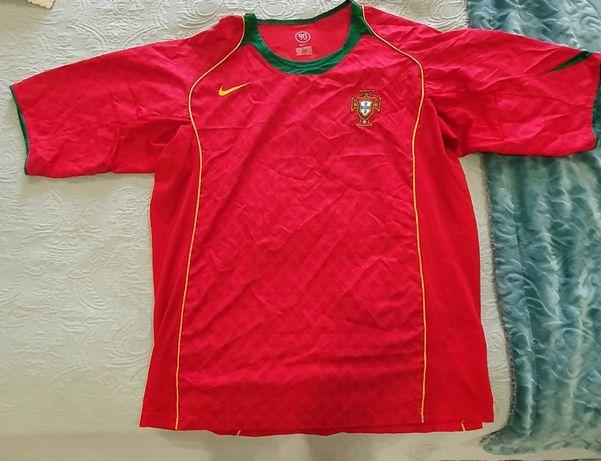 Camisola selecção Portuguesa euro 2004