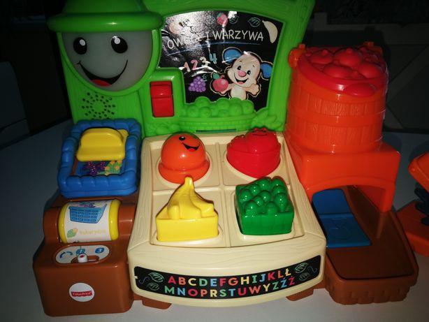 Zabawka interaktywna owoce i warzywa Fisherprice.