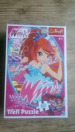 Puzzle Winx 60 elementów