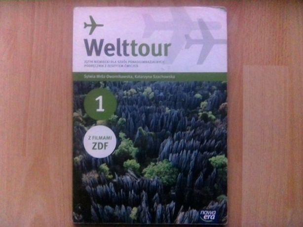 Welttour, Nowa Era, j. niemiecki dla szkół ponadgimnazjalnych