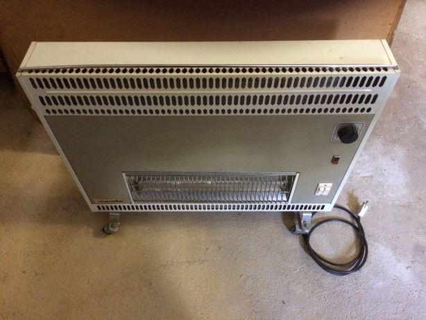 Aquecedor eléctrico móvel - convecção e barras