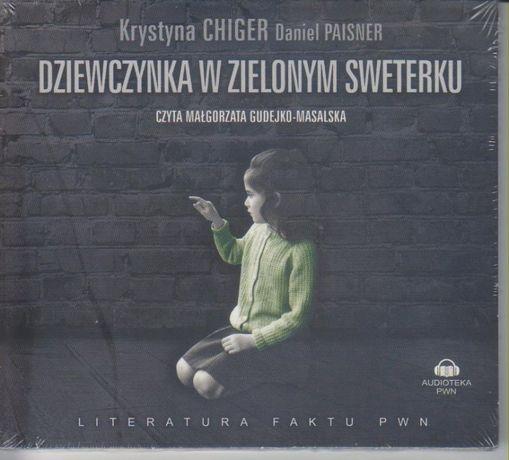 CD MP3_Dziewczynka w zielonym sweterku.