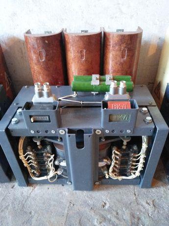 Контактор вакумный КВТ 10-400-4у2