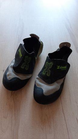 buty wspinaczkowe simond rock junior decathlon 19cm