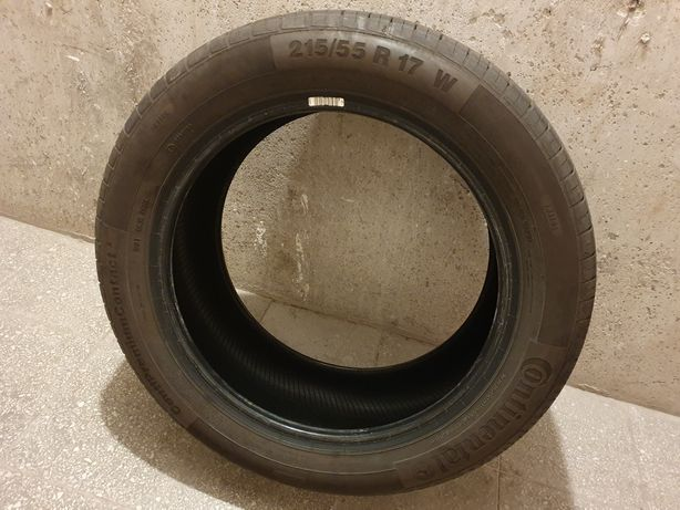 Komplet 4 opony Continental ContiPremiumContact 5 215/55/R17