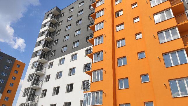 Квартира 1-к в новобудові ЖК Сімейний комфорт. 2 балкона.