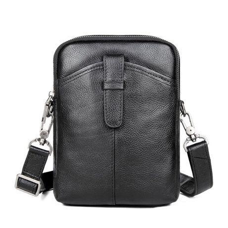 Мужская сумка барсетка сумка мужская кожаная через плече 100% кожа