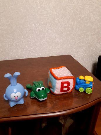 Игрушки для детей 2-3лет