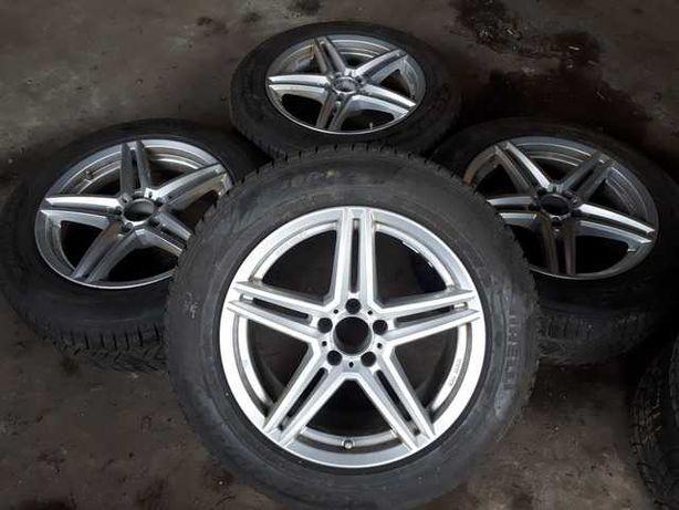 Диски R18 5x112 UNIWHEELS KBA49782 MERCEDES/AUDI Seat Skoda Volkswagen