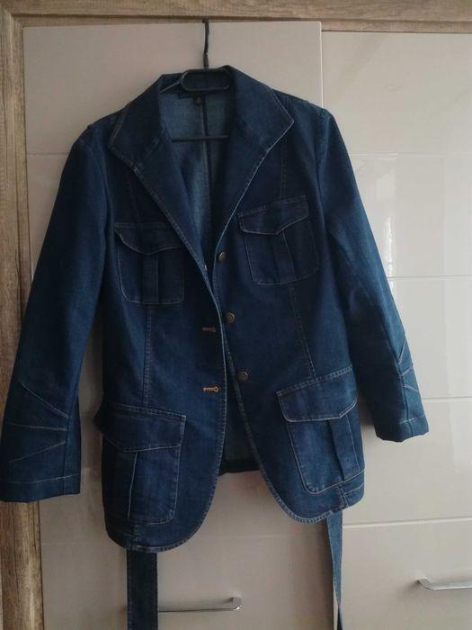 Katana kurtka jeans rozm. M Strzegom - image 1