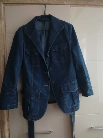 Katana kurtka jeans rozm. M