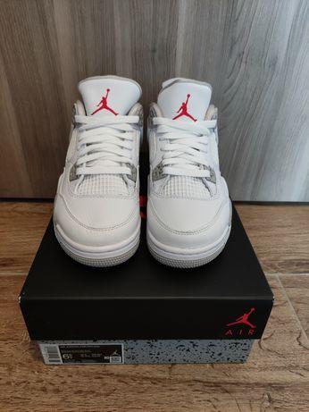 Bury Nike Jordan 4 White Oreo (GS)   roz. 6.5Y / 39