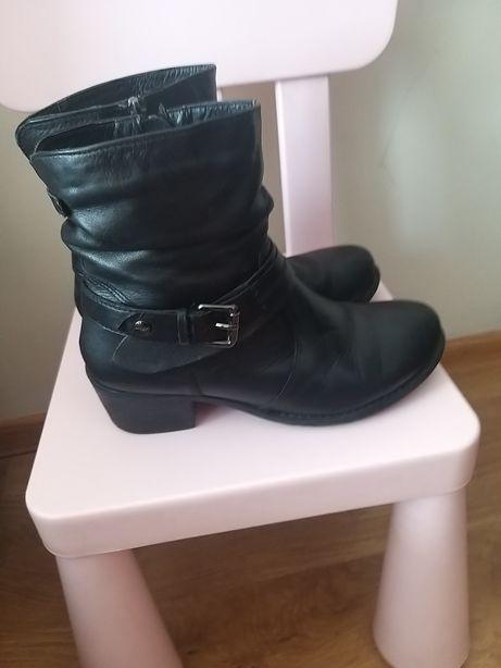 Lasocki 39 buty damskie botki