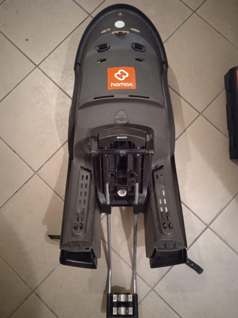 Krzesełko rowerowe Hamax siesta