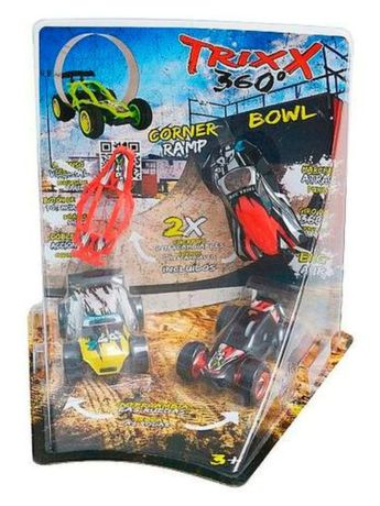 Carros trixx 360
