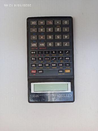 CITIZEN SR-135T II Калькулятор