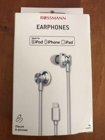 Słuchawki iPhone iPad iPod Wysyłka gratis.