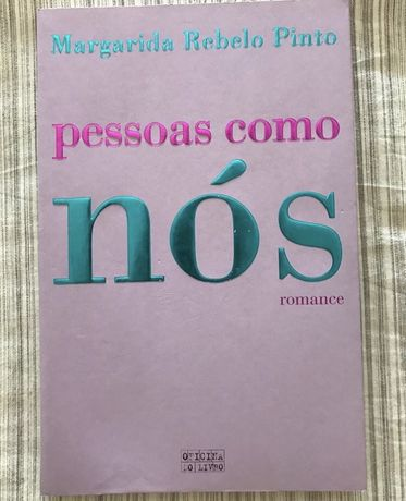 """Livro """"Pessoas Como Nós"""""""