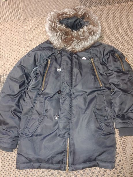 Nike gear куртка зимняя
