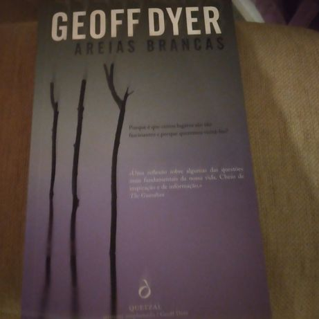 Areias Brancas - Geoff Dyer