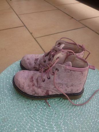 Buty dziewczęce roz.29