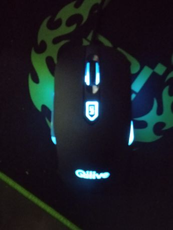Mouse gaming Qilive
