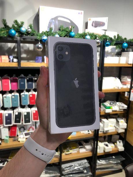 Apple iPhone 11 64gb/128Gb Black/TRADE IN/ 12 месяцев ГАРАНТИЯ
