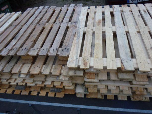 Palety drewniane 120 x 120 cm