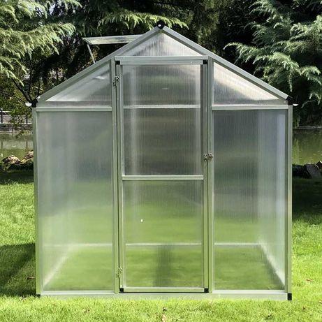 ESTUFA 182X190X195 CM | Hidroponia | Horta | Jardim | Agricultura