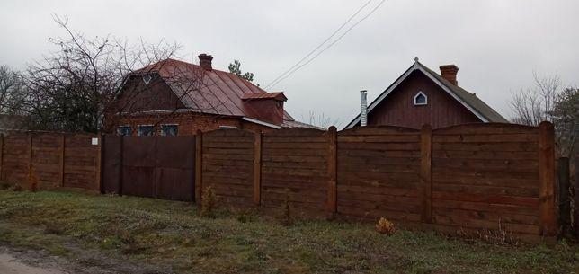 Продам ДОМ в селе Кручик, Богодуховский район, Харьковская область