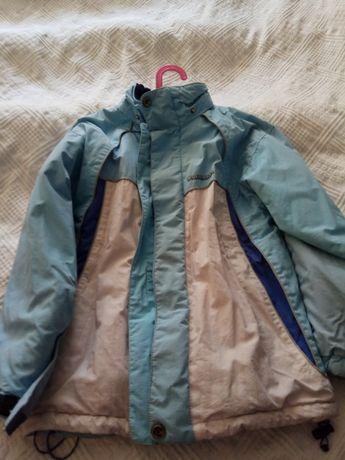 kurtka zimowa chłopięca 152