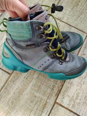 Ecco biom ботинки демисезонные на мальчика Экко