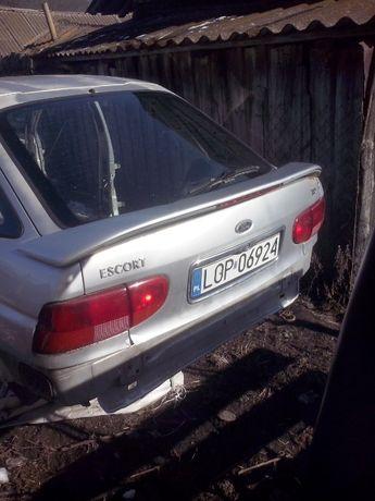 Форд Эскорт по запчастям