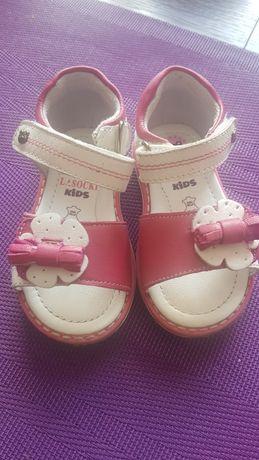 Sandałki dziecięce Lasocki