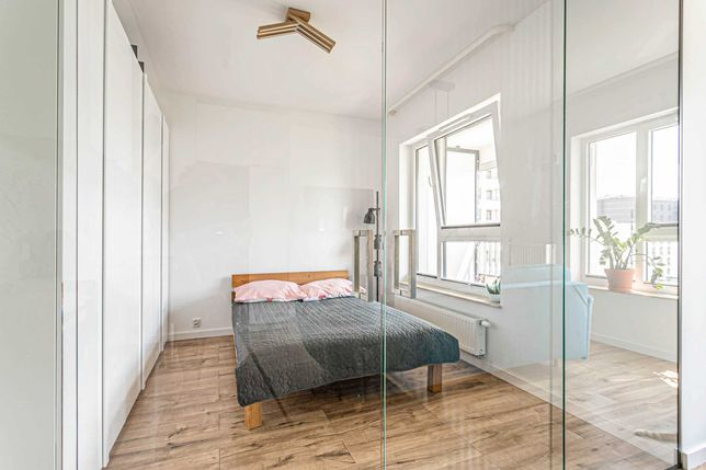 Ciekawie urządzone mieszkanie URSUS 38 m2 + PARKING i KOMÓRKA