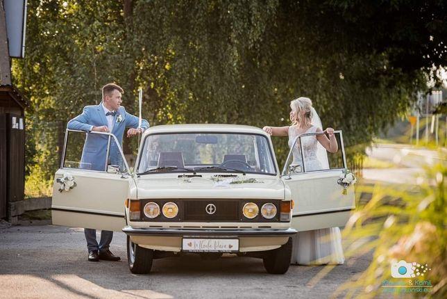 Samochód do ślubu      Fiat 125p Śląsk Małopolska