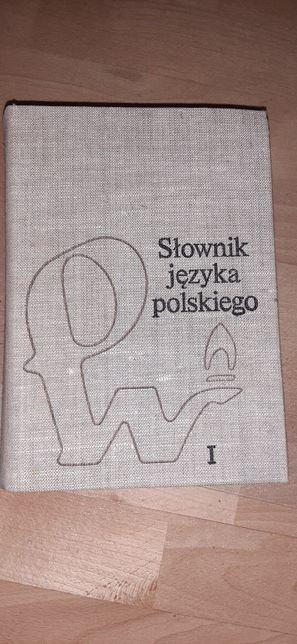 Słownik j polskiego 3 tomy