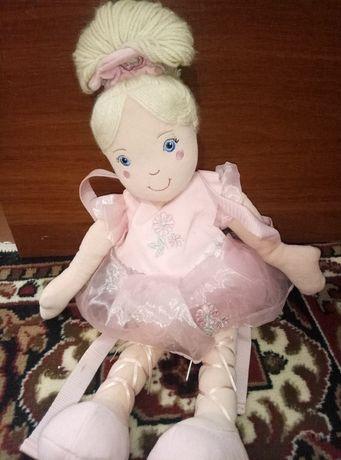 Кукла-рюкзак