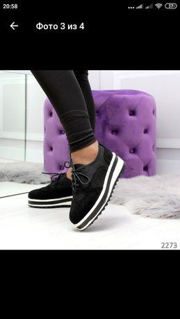 Туфли женские  демисезонные на платформе 38 размер, 40размер