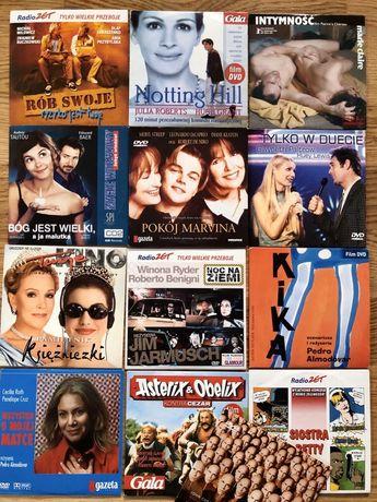 13 filmów DVD